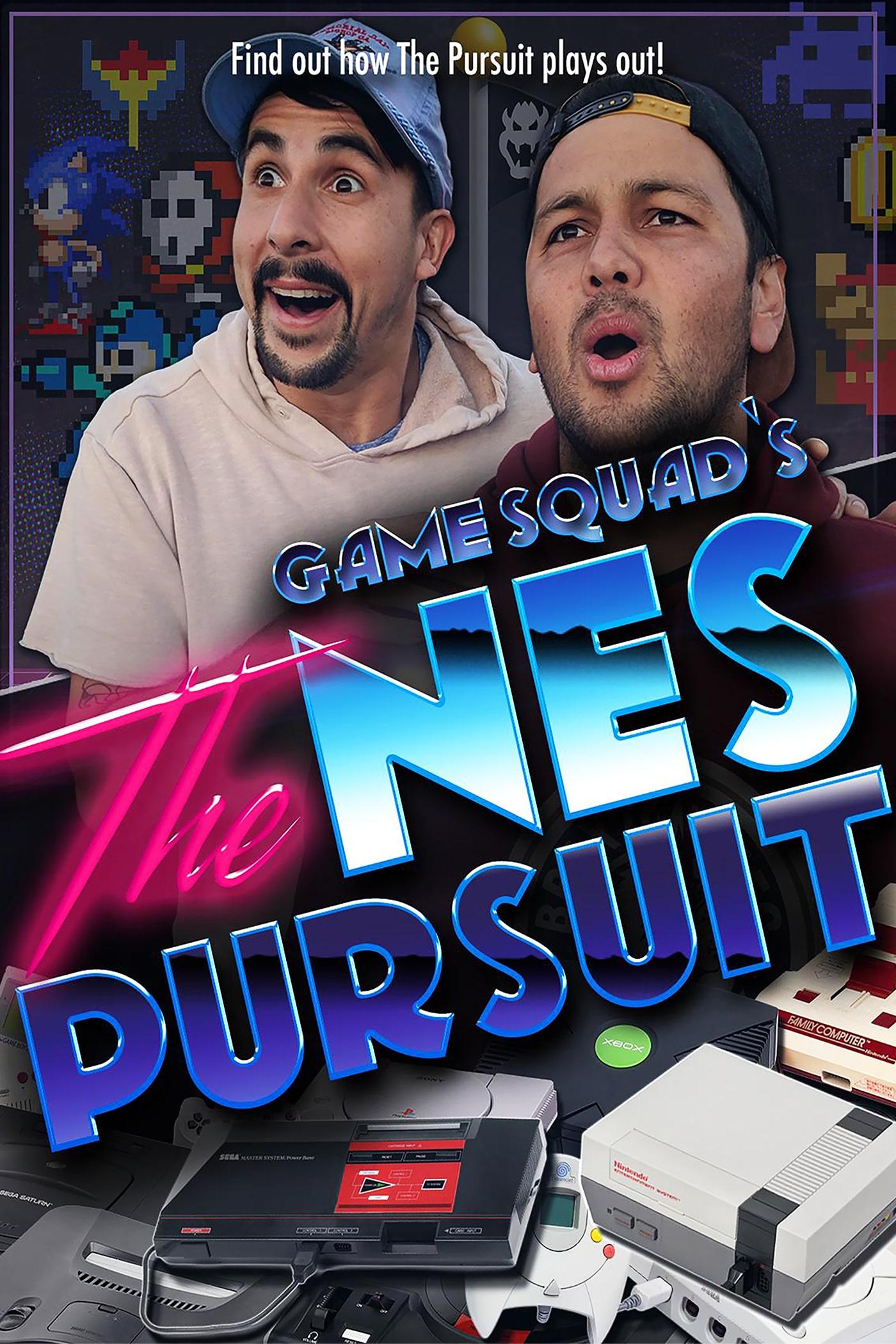 Game Squad's NES Pursuit