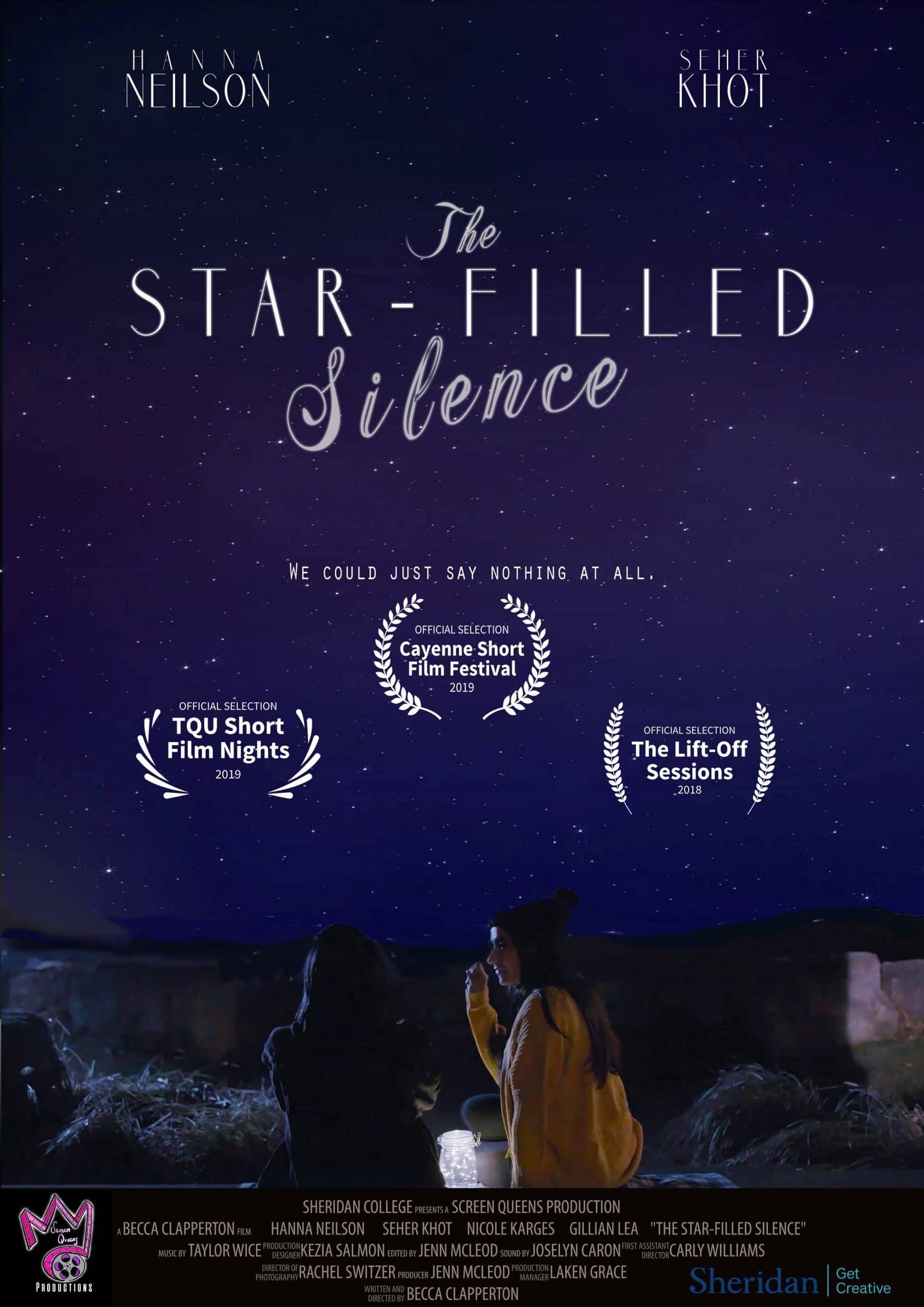 The Star-Filled Silence
