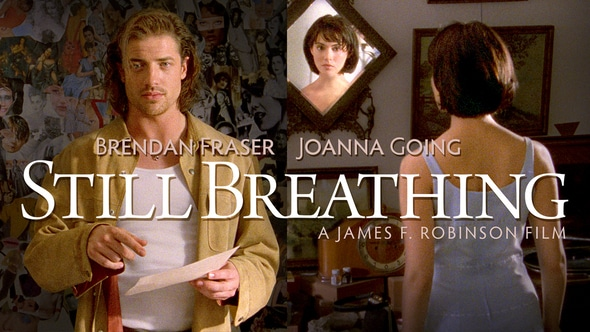 Poster for the film Still Breathing